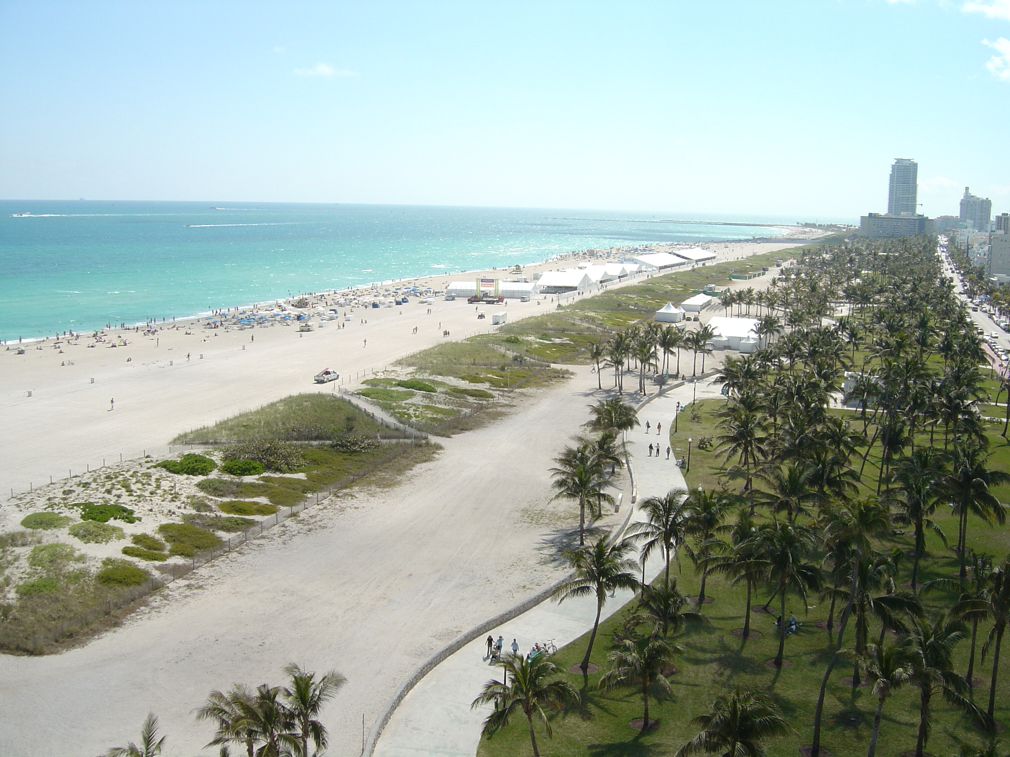 Lummus Park South Beach Miami